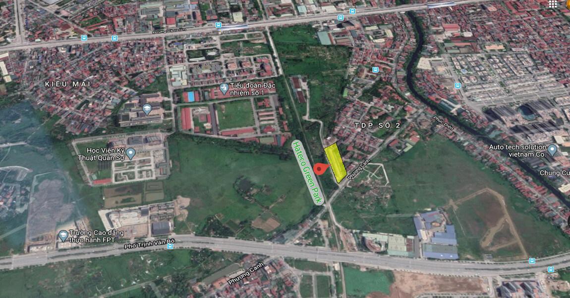 vị-trí-dự-án-hateco-5-green-park